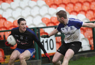 Loughinisland 'underdogs' against Bundoran says Johnston