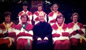 RUC officer and republican among Ardoyne altar boys reunion