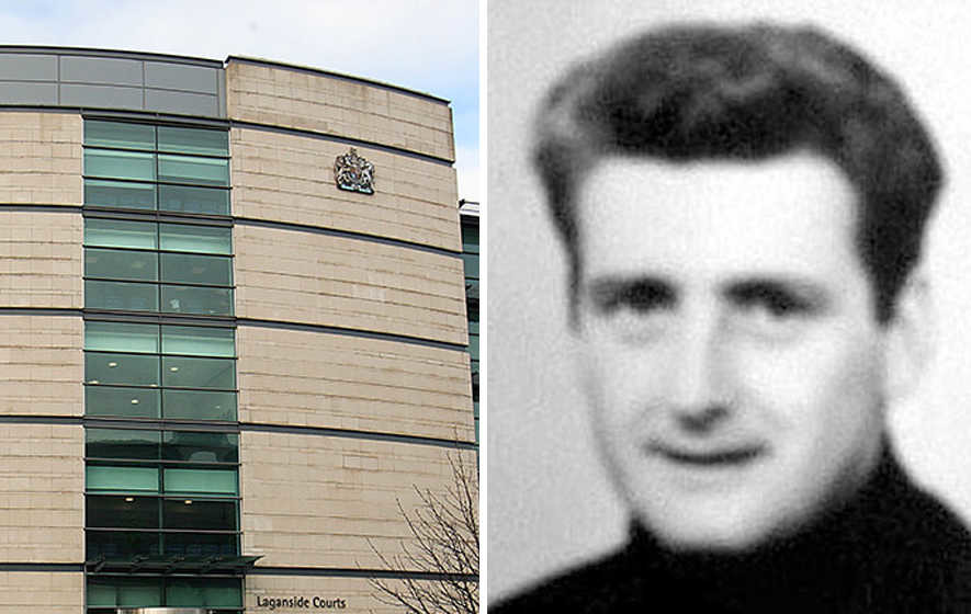 Former British soldier gives evidence on 1971 killing