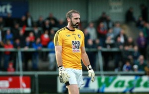 Captain cap fits Crossmaglen's Paul Hearty just right