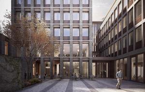 Former Kremlin owners plan 'designer hotel' in Belfast