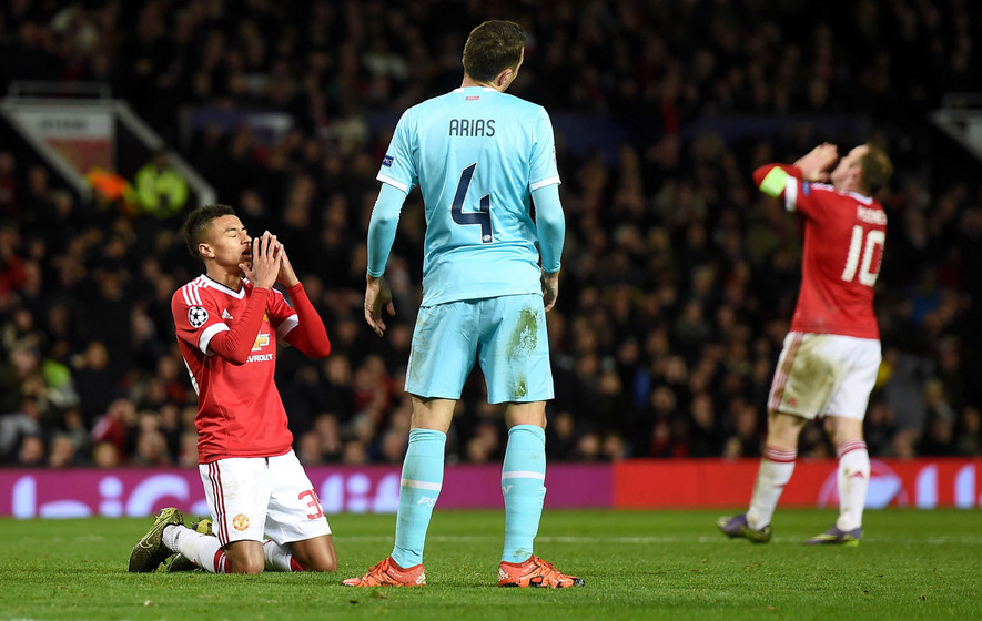 Manchester United frustrated in dour stalemate against PSV