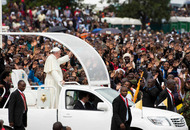 Dialogue between Christians and Muslims essential for peace Pope tells Kenya's religious leaders