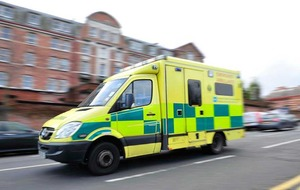 Man gets suspended sentence for attacking ambulance staff