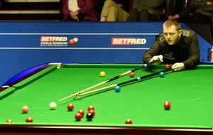 Mark Allen defeats Xintong to progress in UK Championship