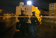 Gun attack on PSNI officers in west Belfast 'attempted murder'