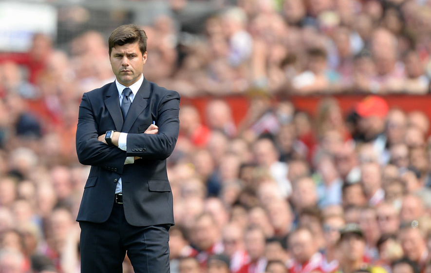 Mauricio Pochettino has full faith in Spurs high-flyers