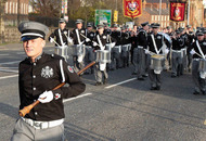 Bryson band barred from parade past St Patrick's Church