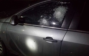 Gun attack on PSNI officers in west Belfast 'bore hallmarks of dissident republicans'