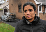Early morning arson attack on family `was deliberate'