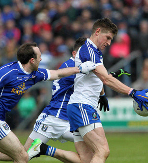 Scotstown have to more than match Cross - Darren Hughes