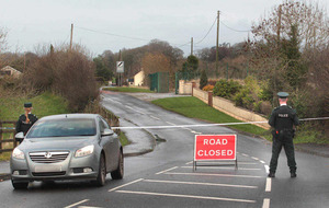 North-west roads re-open as separate security alerts end