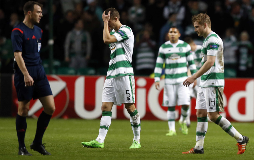 John Collins hoping for another European campaign with Celtic