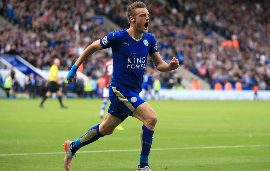 Louis van Gaal is wary of Leicester's 'nasty' Jamie Vardy