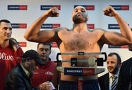 Row over ring resolved as Fury v Klitschko fight goes ahead