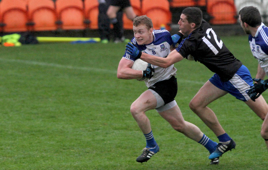 Loughinisland out to make up for lost time against Na Mara