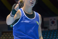 Katie Taylor boxes her way to Irish Elite title in Dublin