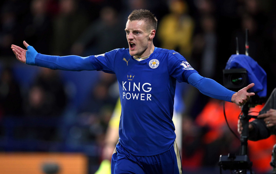 Arsenal racing Euro 2016 deadline to sign Jamie Vardy