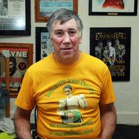 Heavyweight champ Tyson Fury asked Belfast coach to train him