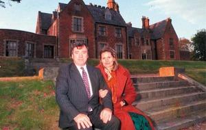 Lord Ballyedmond's widow tells of heartbreak following helicopter crash