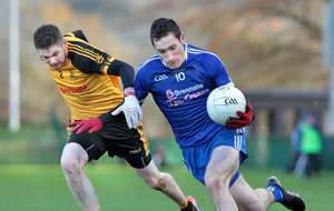 Loughinisland's Rory Mason shows magic touch against Bundoran