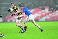 Crossmaglen stalwart David McKenna doing it for the kids