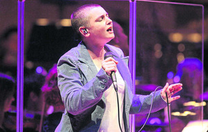 Sinead O'Connor receiving treatment