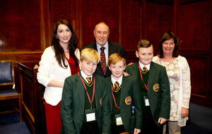 Young people given rare chance to debate in assembly
