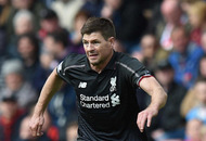 Steven Gerrard returns to Liverpool training on break from Galaxy