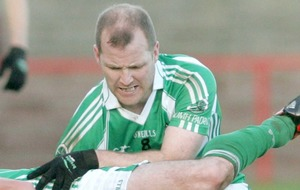 Martin McKinless back in Ballinderry Shamrocks hot-seat