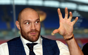 Tyson Fury and Murray added to Sports Personality shortlist