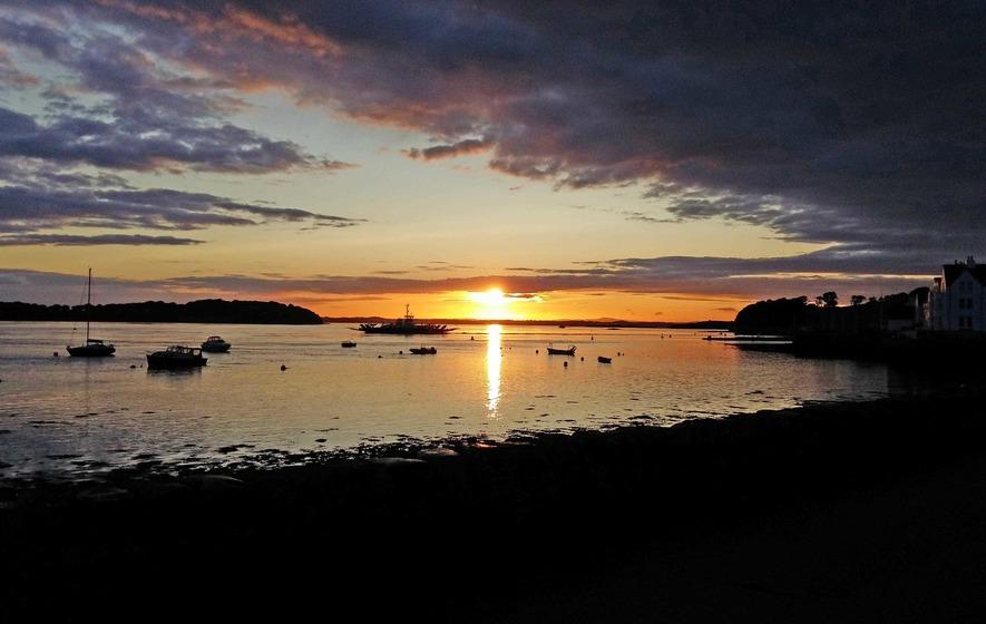 Portaferry tells a sad tale as funding runs dry