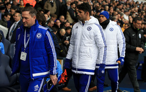 The team comes before Diego Costa insists Ivanovic
