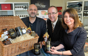 £200,000 plan to double good food and wine offer
