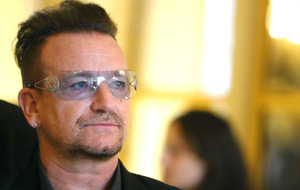 Paris will stay strong despite attacks says U2 singer
