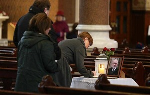 Crowds expected at ecumenical service for Fr Reynolds