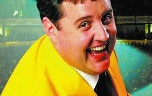 Peter Kay to lead Belfast fans in dancing marathon