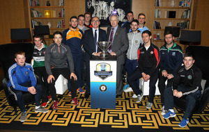 Mickey Harte targeting McKenna Cup final berth