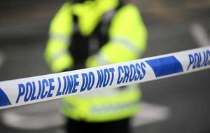 Man dies following crash in Co Down