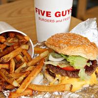 Five Guys burger restaurant opens in Belfast next week