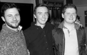 Three friends to be remembered at charity GAA match