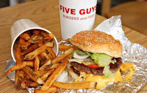 Belfast Five Guys outlet first of 10 planned for Ireland