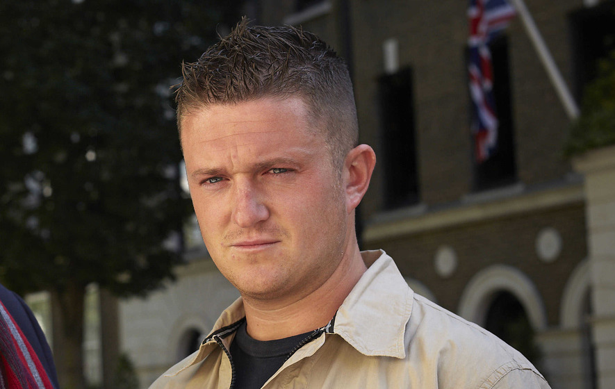 tommy robinson - photo #1