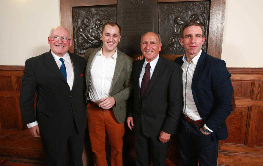 Queen's to honour Dessie Ryan with GAA Hall of Fame award