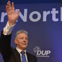 Met police called to probe Peter Robinson remarks