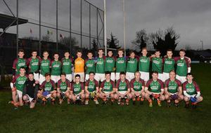 Clann Éireann all set to face Rossa in Paul McGirr final