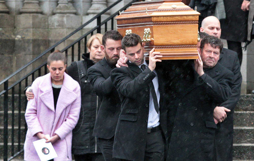 Funeral of Perth tragedy victim Joe McDermott to take place - 'one of the happiest people you could ever meet'