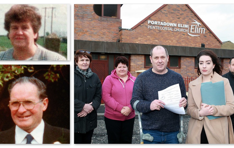 Victims' family to sue loyalist over 1992 killings