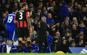 Jose Mourinho frustrated by goal-shy Chelsea after loss