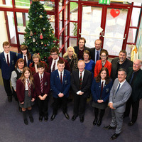 Integrated schools can help build stable society
